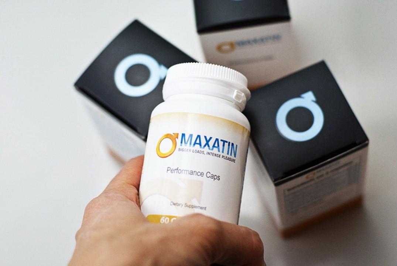 kosttillskott Maxatin ingredienser, kommentarer, effekter, tillverkare