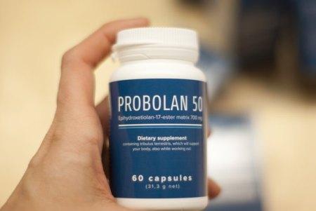 kosttillskott Probolan 50 hur fungerar, kommentarer, apotek, pris