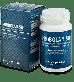 tabletter Probolan 50 omdömen, ingredienser, tillverkare, butiken